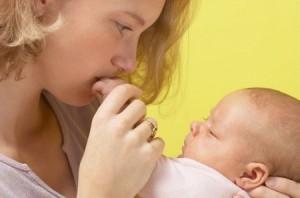 Сонник новорожденный ребенок девочка свой кормить грудью